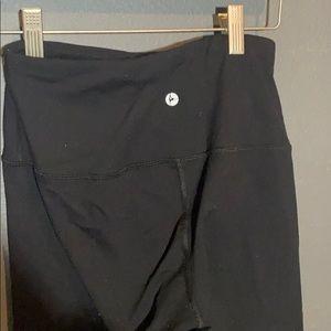 90 degree reflex black leggings
